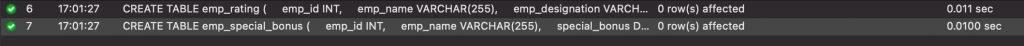 MySQL trigger example before insert